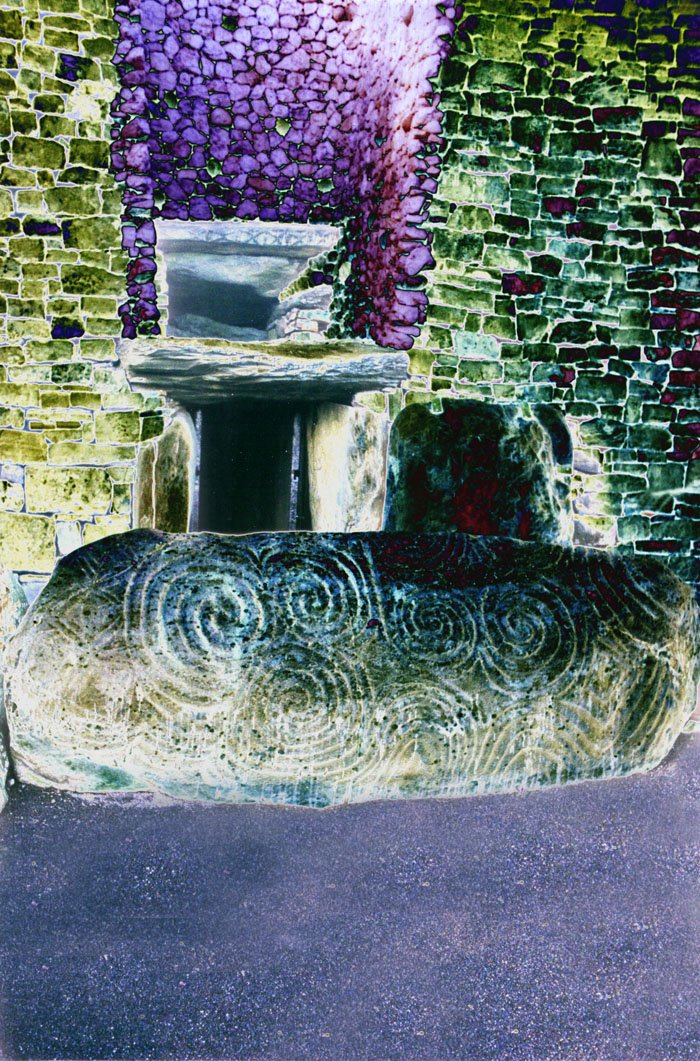 Newgrange Doorway